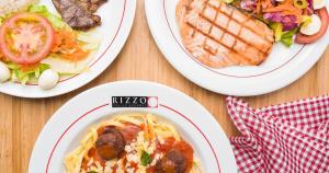 fotos de alimentos para delivery do restaurante rizzo