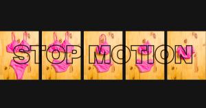 O que é stop motion?